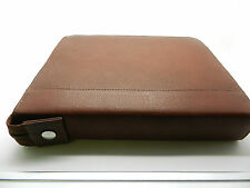 Fountain Pen Case for 24 Pens Leather Black - Gallery Picture to be added