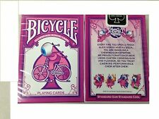 New Bicycle Street Art Playing Cards Single Deck Factory Packaged