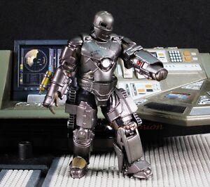 Kaiyodo Capsule Q Figure IRON MAN Mark I 1 Tony Stark Japan Marvel A601