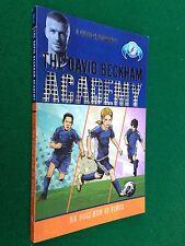 THE DAVID BECKHAM ACADEMY n.4 - DA SOLI NON SI VINCE , Ed.Rizzoli (2010)