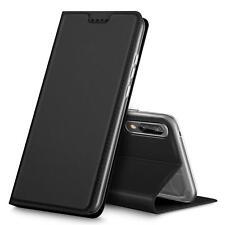 Handy Hülle Huawei P20 Book Case Schutzhülle Tasche Slim Flip Cover