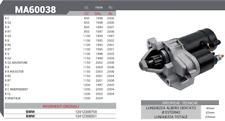 MOTORINO D'AVVIAMENTO BMW R R 1150 cc 2000>2006