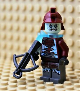LEGO ® NINJAGO   FIGUR BLIZZARD BOGENSCHÜTZE AUS SET 70678   NEU   NJO524