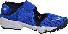 UK 4.5 Nike Rift Breathe GS PS Boys Women's Kids Trainers EUR 37.5 5Y Blue White