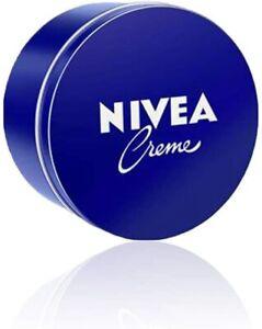 NIVEA Creme 400 ml Moisturising Skin Cream Intensively Caring Face(ship only uk)