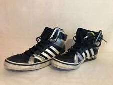 Adidas Space Diver Hi-Top Trainers rare (UK Size 11.5)