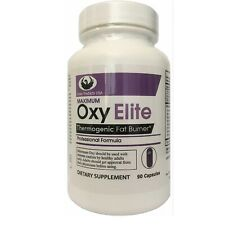 SWAN Max OxyElite Pro Strength Thermogenic Fat Burner Weight Loss Keto Diet Pill