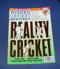 WISDEN CRICKET MONTHLY MAY 1997 -REALITY CRICKET