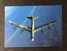 Vintage Real Photo Postcard: Air #A92- Boeing B-52 Stratofortress