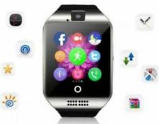 Q18 / Apro Bluetooth Smart Watch Phone Wrist watch for Android and iOS UK Stock