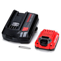 NEW Craftsman V20 20-Volt MAX lithium battery and charger