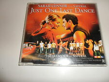 CD Sarah Connor Featuring Natural – just one last Dance