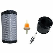NEW EZGO RXV GOLF CART TUNE UP KIT 2008 & UP 4 CYCLE GAS AIR OIL FILTER SPARK