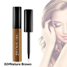 Easy To Use Gel Peel off Eyebrow Liner Long Lasting Makeup Tool Nature Brown #1