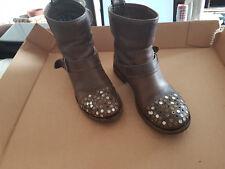 Schuhe Stiefel in braun von biondini Made in Italy Gr.39