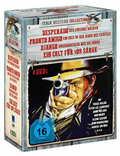 Italo-Western-Collection  [4 DVDs] (DVD - NEU)