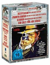 Italo-Western-Collection  [4 DVDs] (DVD - NEU)