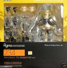 New Max Factory figma TV ANIMATION BLACK ROCK SHOOTER Chariot PAINTED