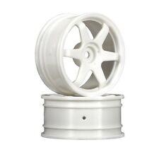HPI Racing 3835 TE37 Wheel 26mm White 0mm Offset (2) Sprint 2 / E10 / NItro 3