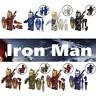 RARE Lego MINIFIGURE IRONMAN IRON MAN LAST BATTLE AVENGERS ENDGAME