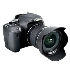 EW-73B Flower Camera Lens Hood for Canon EF-S 17-85mm F4-5.6 IS USM 18-135mm