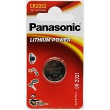 1 x Panasonic CR2032 3V Lithium Coin Cell Battery 2032