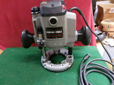 Porter-Cable Variable Speed Plunge Router Model 7529