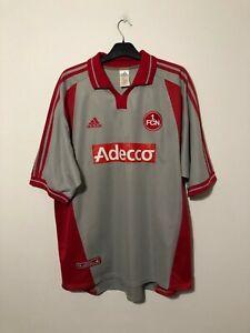 1. FC Nürnberg Football Away Shirt 2XL XXL 1.FCN 2000/01