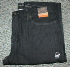 Roebuck And Company Mens Jeans, 34/30 black regular
