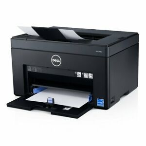 Dell C1760nw - Wireless Color LED Printer - Spares or Repairs - FAULTY