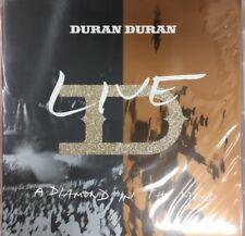 "DURAN DURAN ""A DIAMOND IN THE MIND (LIVE 2011)"" 2 LP SET BRAND NEW"