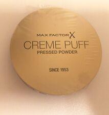 Max Factor Creme Puff Pressed Face Powder 21g, Colour Nouveau Beige 13. SEALED