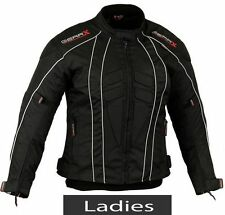 Ropa de ciclismo de mujer talla XL negro