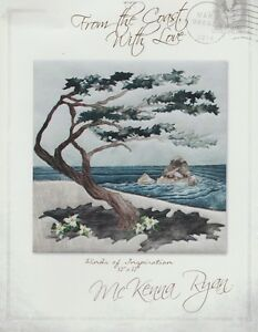 From the Coast with Love Quilt Pattern, McKenna Ryan, Winds of Inspiration, DIY
