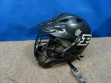 Cascade CLH2 Lacrosse Helmet White OSM Padded Chin Strap