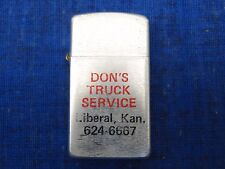 Vtg LIGHTER DON'S TRUCK SERVICE TRANSPORTATION COLLECTOR