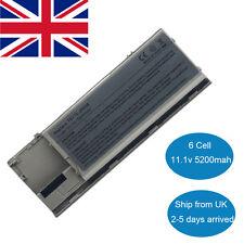 Battery for Dell Latitude D620 D630 D640 D830N M2300 PC764 TC030 GD775