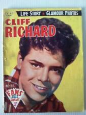 CLIFF RICHARD FANS STAR LIBRARY MEGA RARE BOOK