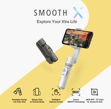 New Zhiyun Smooth X Flodable Portable Mini Gimbal 3-Axis Smartphone Stabilizer