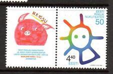 ESTONIA MNH 2002 SG421 50TH ANV OF ESTONIAN PUPPET THEATRE