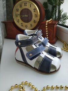 RUSSIA New-Toddler- Boy-Sandals-Kotofey- sizes 19,20,21