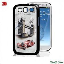 3D HandyHülle für Samsung Galaxy S3 Tasche Case Hülle Schale (547)