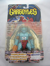 GARGOYLES cablato Broadway Action Figure Giocattolo COMPLETO MOC VINTAGE KENNER 1996