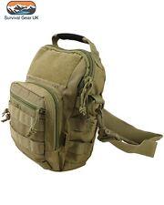Coyote HexTac Tactical Explorer Pistol Holder Shoulder Day Bag Back Pack Airsoft
