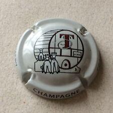 Capsule de champagne TRIBAUT Sébastien (13a. T violet)