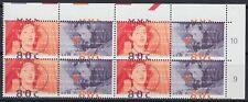 Niederlande 1993 ** Mi.1477/78 Bl/4 Radio Oranje Jetty Paerl Jan Kuijt [st2449]