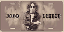JOHN LENNON ART DRAWING License Plate  Made in USA