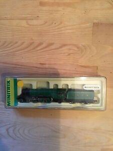 Minitrix n gauge locomotive - LNER A4 4472 'Flying Scotsman'