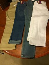 Girls Old Navy Jeans/Pant Collection Of 4. Size 10/14. Skinny Regular With Tags!