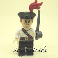 LEGO Collectable Mini Figure Series 20 - Pirate Girl 71027-5 COL362 RBB